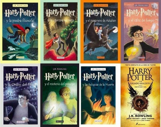 Kitzalet 5 records literarios que han hecho historia Harry Potter - 5 récords literarios que han hecho historia