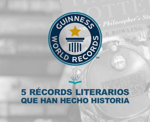 Kitzalet records literarios que han hecho historia
