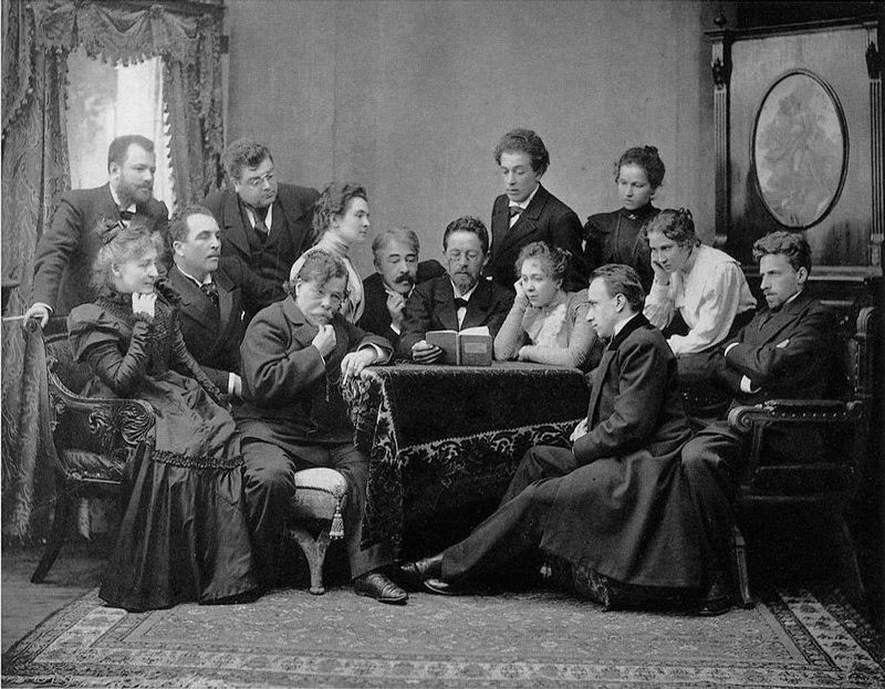 Kitzalet Anton Chejov La gaviota - Antón Chéjov: el médico que cambió la historia del teatro