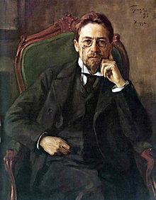 Kitzalet Anton Chejov Retrato - Antón Chéjov: el médico que cambió la historia del teatro