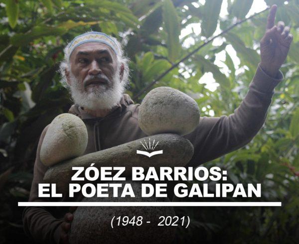 Kitzalet Zoez Barrios el poeta de Galipan