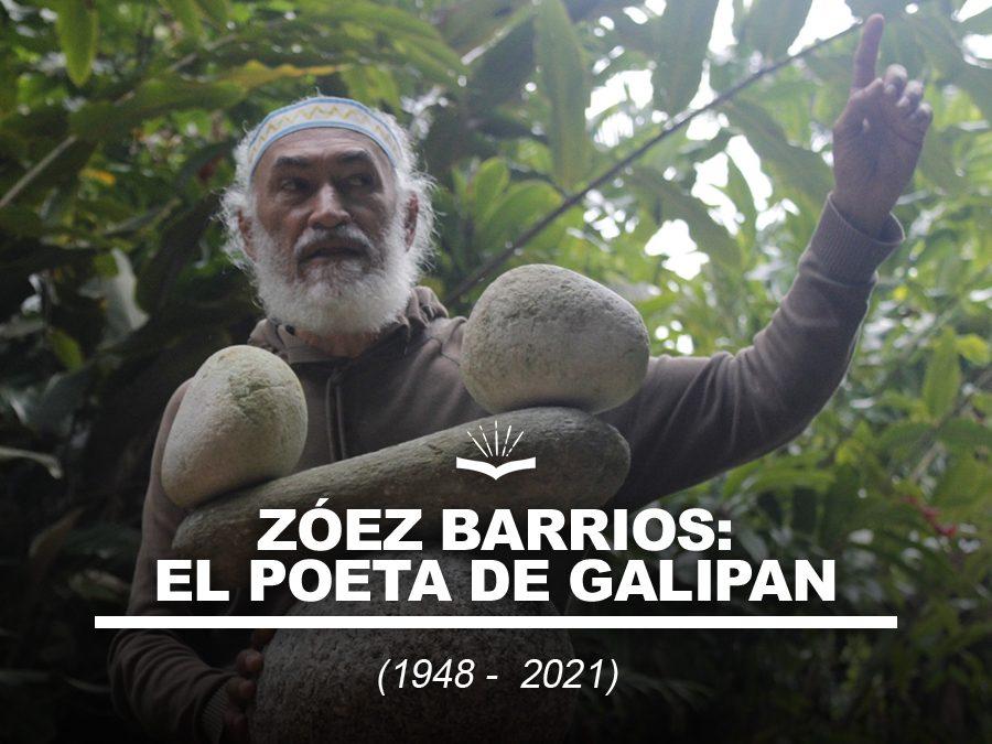 Kitzalet Zoez Barrios el poeta de Galipan 900x675 - Kitzalet Zoez Barrios el poeta de Galipan