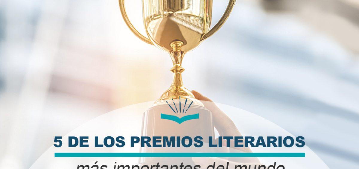 Kitzalet 5 premios literarios mas importantes del mundo